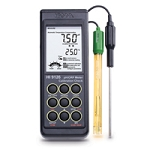 Hanna Calibration Check Portable PH/ORP Meter HI9126N