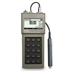 Hanna Graphic Display Portable Meter EC/Resistivity/TDS/NaCl Meter with USP  HI 98188