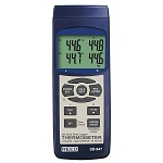 REED 4-CH Thermocouple Thermometer/Data Logger  Model # SD-947