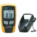 REED Temperature / Humidity Data Logger  Model # R6030