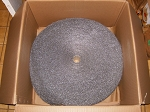 Bull Dog Steel Wool, Continuous Skein, 4