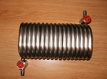 Exergy Incorporated Tube In Tube Heat Exchanger 00413