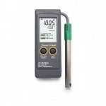 Hanna Portable pH/pH-mv/ORP/Temperature Meter  HI991003