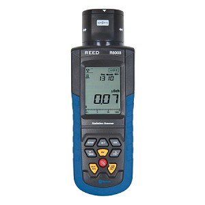 REED R8008 Radiation Meter