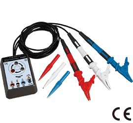 Phase Rotation Tester with Fused Test Leads 8031F