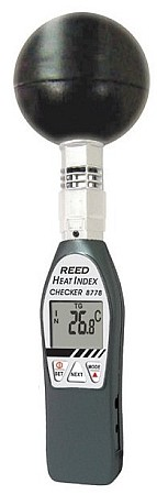 REED Heat Stress Meter with WBGT  Model # 8778