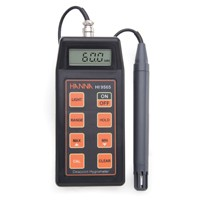 Hanna Thermohygrometer with Dew Point and Calibration Data-Logging Probe HI 9565