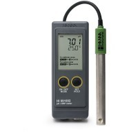 Hanna Portable pH/ORP/Temperature Meter HI991002