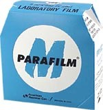 "2"" x 250' Roll of Parafilm M Laboratory Wrap, Parafilm Tape, Part Number PM992"