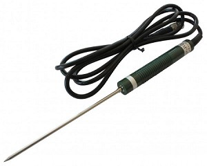 REED TP-R01 Optional PT-100 Temperature Probe for REED C-370