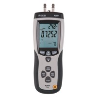 REED Anemometer/Manometer R3001