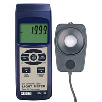 REED Light Meter Data Logger  Model # SD-1128