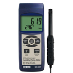 REED Thermo Hygrometer Data Logger  Model # SD-3007